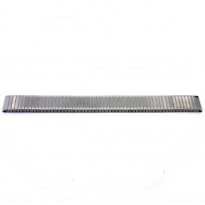 Pulseira de relogio V54I Metal Prata 24mm