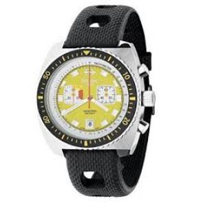 Pulseira de relógio Zodiac ZO2221 Plástico Preto