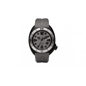 Pulseira de relógio Zodiac ZO8009 Borracha Cinza