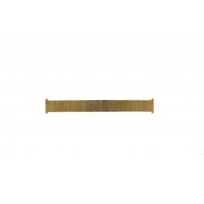 Morellato pulseira de relógio A02U01560020220099 Aço Dourado 22mm