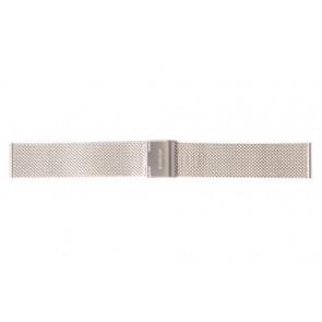 Mondaine pulseira de relogio A669.30305.11SBM / 30305 / BM20062 / 30008 / 30305 / 30323  Metal Prata 16mm
