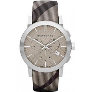 Pulseira de relógio Burberry BU9358 / 7177852 Couro Multicolorido