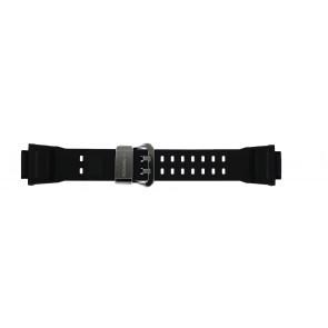 Pulseira de relógio Casio GW-9400-1 / 10455201 Plástico Preto 19mm