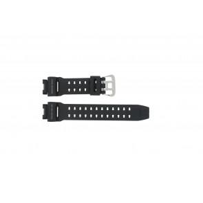 Pulseira de relógio G-9200-1 / GW-9200 / 10297191 Plástico Preto 16mm