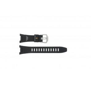Pulseira de relógio PAW-1300-1VV (10262751) Silicone Preto 23mm