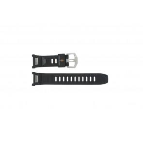 Pulseira de relógio PAW-1500-1VV / 10290989 Silicone Preto 16mm