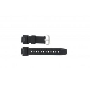 Casio pulseira de relógio PRG-270-1 Borracha Preto 16mm