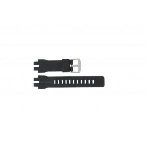 Casio pulseira de relógio PRW-6000 Borracha Preto 16mm
