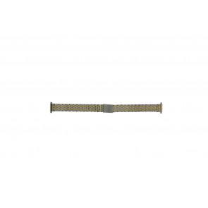 Morellato pulseira de relógio D0335084 Aço Prata 11mm