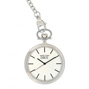 Relógio de bolso para homem Davis 1663