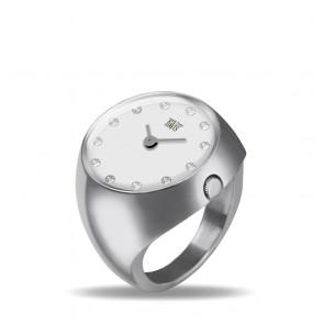 Anel relógio Davis 2011 - Tamanho L