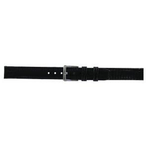DKNY pulseira de relógio NY-3434 Couro Preto 14mm