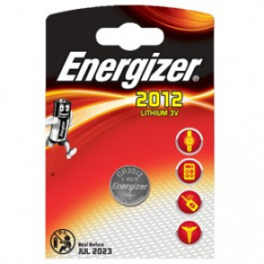 Pilha Energizer CR2012