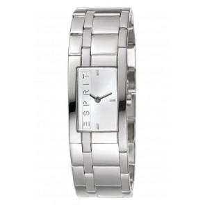 Esprit pulseira de relogio ES 000 M 02016 / ES000M020  Metal Aço inoxidável 20mm