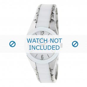 Festina pulseira de relogio F16534-1 Cerâmica Branco