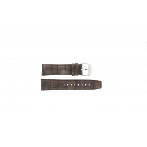 Pulseira de relógio Festina F16573 / 4 Couro Marrom 23mm
