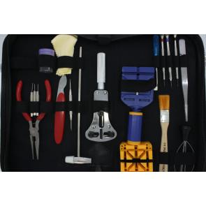 Kit de ferramentas de reparação de relógio