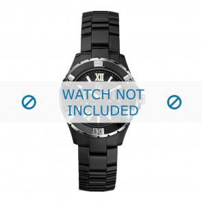 Guess pulseira de relogio X69002L2S / X69004L2S Cerâmica Preto