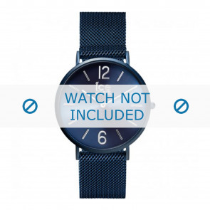 Ice Watch pulseira de relogio 012712 / 012713 Metal Azul 20mm