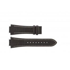 Pulseira de relógio Jaguar J625/4 Couro Marrom 16mm