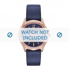 Karl Lagerfeld pulseira de relogio KL4004 Couro Azul