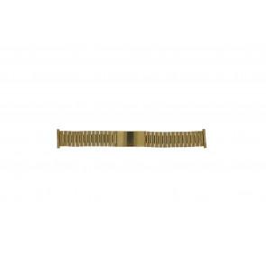 Morellato pulseira de relógio  Aço Dourado 22mm