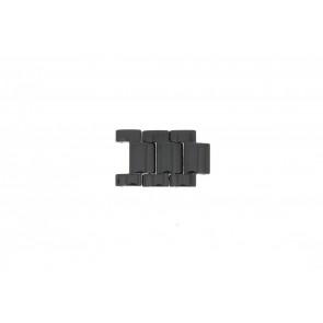 DKNY NY4983 Links/Grilhões Cerâmica Preto 20mm