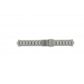Pulsar pulseira de relogio PUL103P1 / 5M42 0L30 / 71J6ZG Metal Prata 10mm