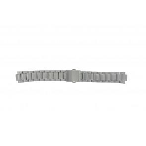 Pulsar pulseira de relogio VJ33-X004 Metal Prata