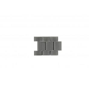 Fossil JR1437 Links Aço Prata 24mm