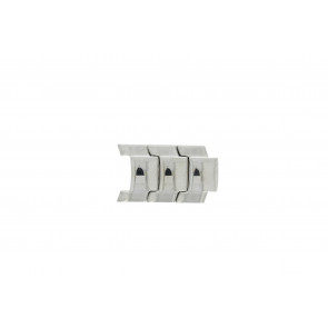 Fossil JR8142 Links Aço Prata 20mm