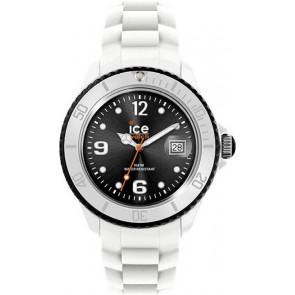 Pulseira de relógio Ice Watch SI.WK.S.S.11 Silicone Branco 16mm