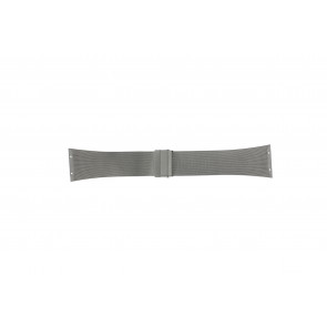 Skagen pulseira de relogio 696XLTTM Metal Prata 32mm