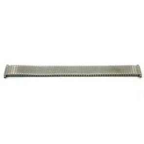 Pulseira de relogio V53F Metal Prata 18mm