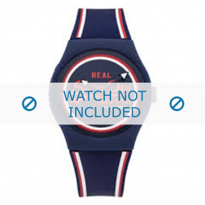 Superdry pulseira de relogio SYG198UR Plástico Azul