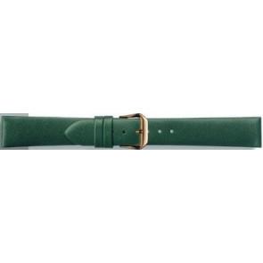 Pulseira de relógio Condor 241R.11 Couro Verde 14mm