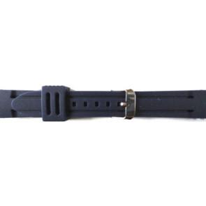 Pulseira de relógio Borracha 26mm Azul PVK DS253