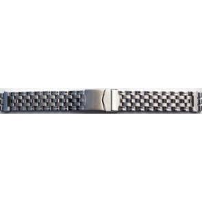 Bracelete em aço para Swatch 17mm D1039