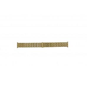 Morellato pulseira de relógio U0131154 Aço Dourado 20mm