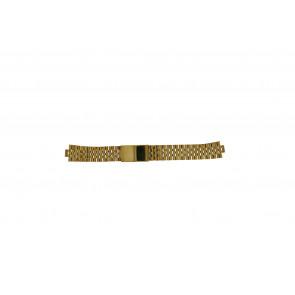 Morellato pulseira de relógio U0492125   Aço Dourado 18mm