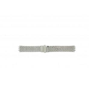 Pulsar pulseira de relógio VX43-X043 Aço Prata 20mm