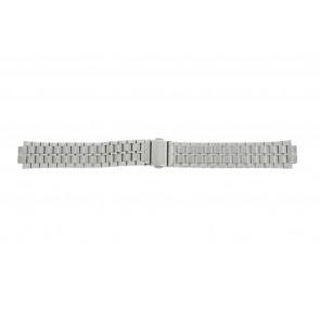 Lorus pulseira de relogio VX43-X092 / RXN01DX9 Metal Prata 18mm