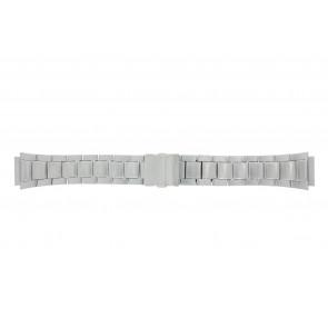Casio pulseira de relogio WV-58DE-1AVEF / 10243173 Metal Prata 23mm